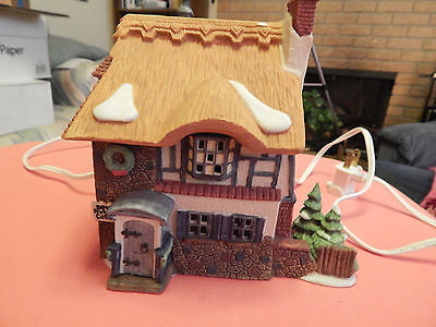 """DEPARTMENT 56 Heritage Village Collection """"Betsy Trotwood's Cottage"""""""