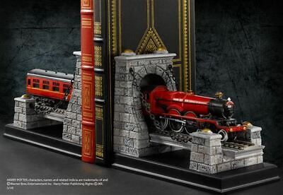Harry Potter : HOGWARTS EXPRESS BOOKENDS from The Noble Collection NN7982