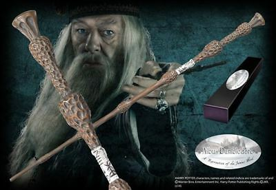 Harry Potter : ALBUS DUMBLEDORE WAND Character Edition From The Noble Collection