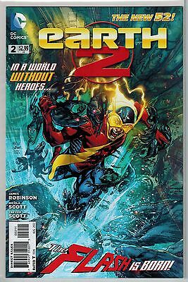 Earth 2 002 - DC - August 2012
