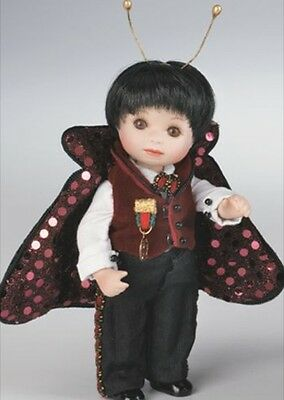 """Marie Osmond Count Cocky Cockroach 9"""" Doll New in Box!"""
