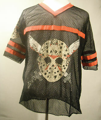 Friday The 13th Hockey Style Jersey #13 Jason Voorhees Monster Halloween