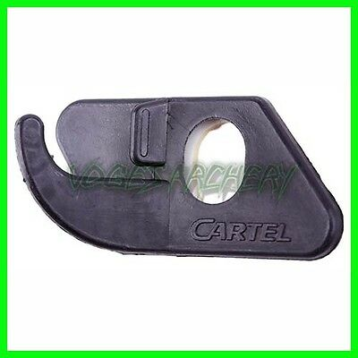 Cartel Stick On Hunter Arrow Rest For Compound and Recurve Bows