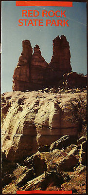 Red Rock State Park - Vintage Brochure - New Mexico