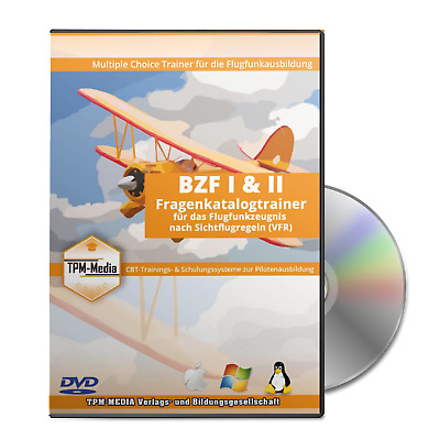 Fragenkatalogtrainer BZF I & II (Flugfunk) (Windows)