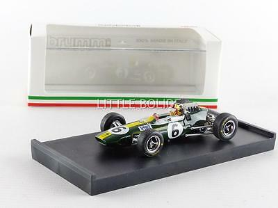 BRUMM 1/43 LOTUS 33 GP - British GP 1965  R591-CH