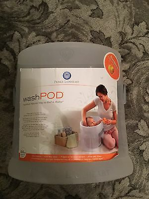 Prince Lionheart Baby WashPod / Support Baby Bath 0-6 Months