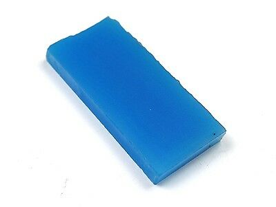 Rough Chalcedony Sea Blue Performed Slab Natural Gemstone 131 Carats #791