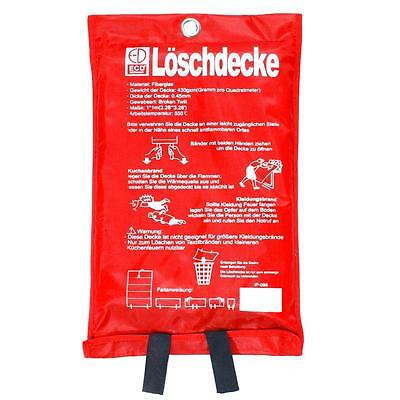 Quick Release Protection Safety Fire Blanket Fireproof Extinguisher Emergency