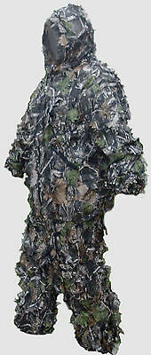 3D Camo Leaf hunting Suit Hunting gear Shooting archery camo pants & jacket