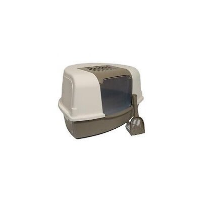 Rosewood Pet Products Mp Bergamo Ariel Corner Xl Toilet Mushroom 57x47x38cm