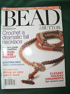 Bead Button Magazine- Lot 15- Issue 63 oct 04