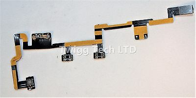 For iPad 2 Power Flex - Volume Mute Switch Replacement Apple