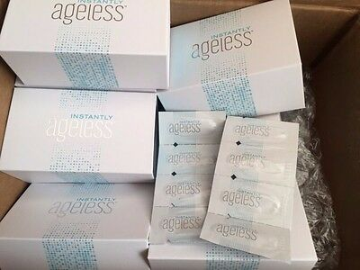 Jeunesse Instantly Ageless Anti Ageing Face Wrinkle Filler Cream Sachets