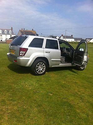 Jeep Grand Cherokee 3.0CRD V6 Overland 2007