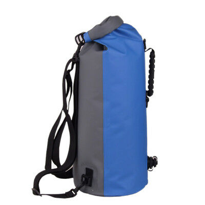 60L LARGE WATERPROOF DRY BAG BACKPACK for CAMPING FLOATING KAYAK SAIL BOAT