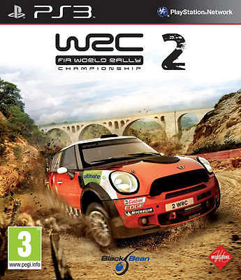 WRC 2: FIA World Rally Championship PS3 *in Excellent Condition*