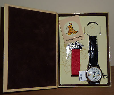 Character Wristwatch, Mickey Mouse and Friends, with tags, Fossil