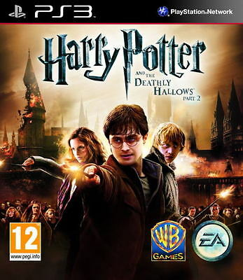 Harry Potter and the Deathly Hallows Part 2 PS3 *in Excellent Condition*