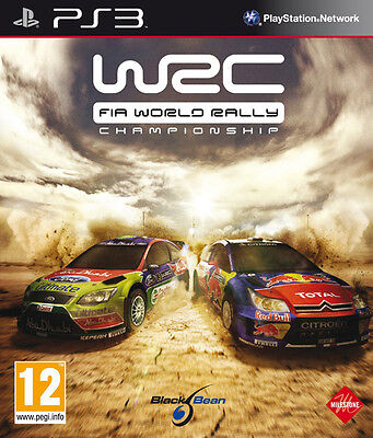WRC: FIA World Rally Championship PS3 *in Excellent Condition*