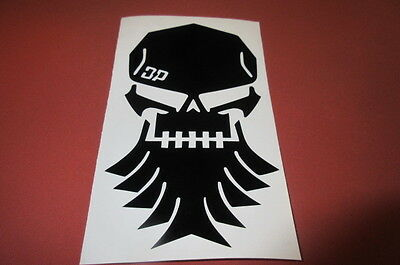 Diesel Sellerz Diesel Power Skull Decal (choose color &size) Diesel Brothers DP