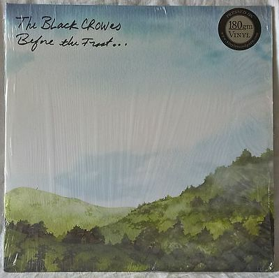 THE BLACK CROWES BEFORE THE FROST 2LP 1st PRESSING