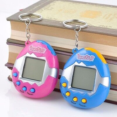 49 Virtual Cyber Digital Pets Electronic Tamagochi Toy Game Gift ForChildren