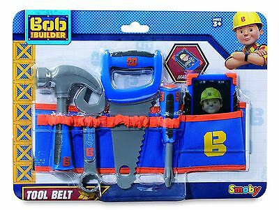 Brand New Smoby 360129 Bob The Builder Tools Belt Toy