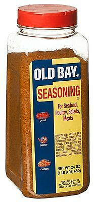 Old Bay Seasoning - For Seafood Poultry Salads & Meats - AMERICAN IMPORT - 680g