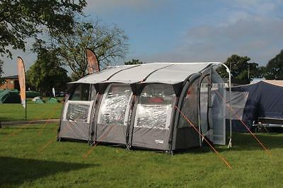 Inflatable Airdream 390 Lux Caravan Awning