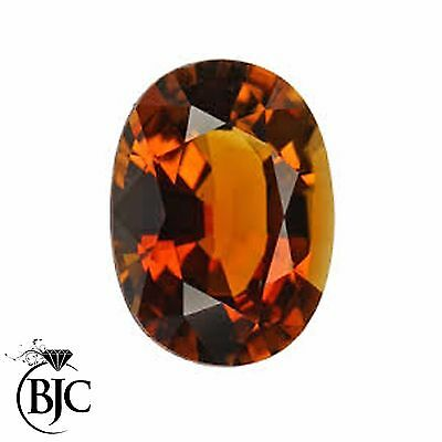 Natural Oval Cut Mined Golden Orange Tourmaline Loose AAA+ Quality Cut