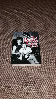 Bruce Lee Book From Japan