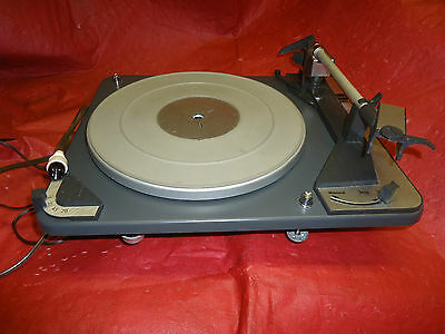 Dual 1011 4 Speed  Record  Player  Changer Turntable