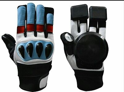 Slide gloves longboard skateboard FREE RIDE with high quality Pucks
