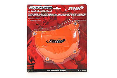 KTM 350 EXCF 350EXCF EXCF350 2014 2015 Orange Clutch Cover Protector CCP-9