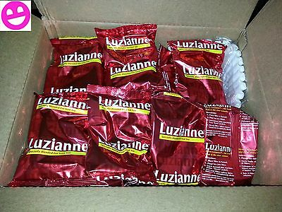Luzianne Ice Tea for commercial tea makers / brewers 32-3oz & filters Luzianna