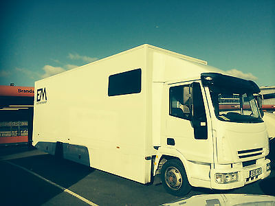 Iveco 7.5 Ton Race Truck Low Mileage 50000 km