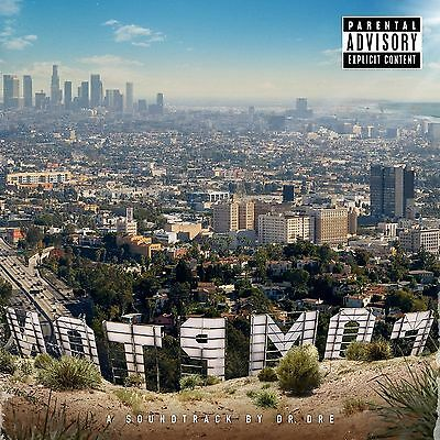 DR. DRE ~ COMPTON (A SOUNDTRACK BY DR DRE) ~ 2 x VINYL LP ~ *NEW AND SEALED*