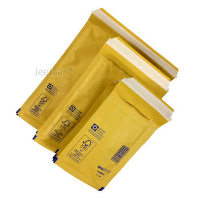 Genuine Gold Bubble Padded Envelopes Arofol Mailers Bags *all Sizes / Qty's*