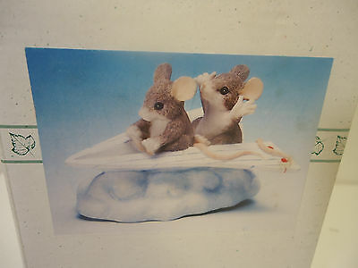Charming Tails - Just Plane Friends.  Mint in Box
