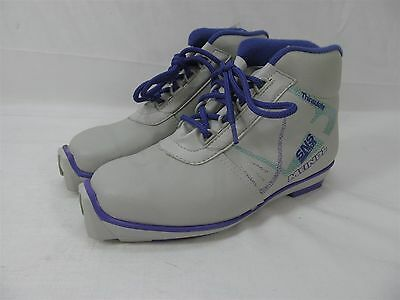 Meindl Profil Mx 330 Sns Pilot Cross Country Ski Boots Various Sizes Womens