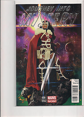 Journey Into Mystery #650 Variant 1:50 Marvel Comic Book. 400 made. NM! Thor!