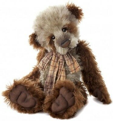 Charlie Bears Isabelle Lee ~  Mr Brownlow from the 2012 Collection ~ LE of 300