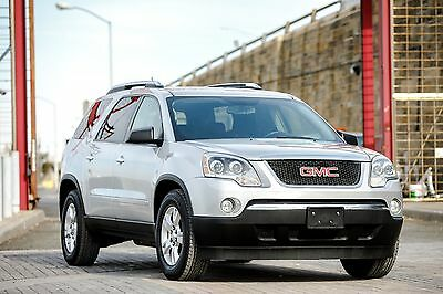 2009 GMC Acadia SLE 1 AWD - 1 OWNER 2009 GMC Acadia SLE Sport Utility 4-Door 3.6L - 1 OWNER IMMACULATE CONDITION