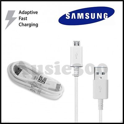 New Genuine Samsung FAST CHARGE 1.0m Micro USB CABLE For S7/S6/ Edge/ NOTE 4/5