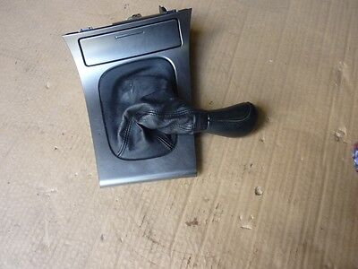 Subaru Liberty Gen 4 Manual Gear Stick Surround Knob Boot Ash Tray 2003 - 2006