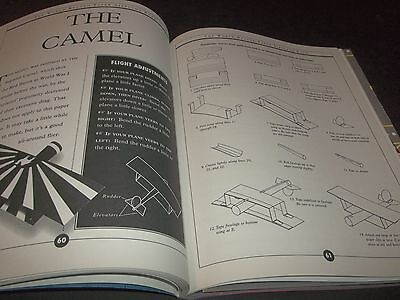 The World Record Paper Air Plane Book Crafts 16 Models 100 Planes & Runways