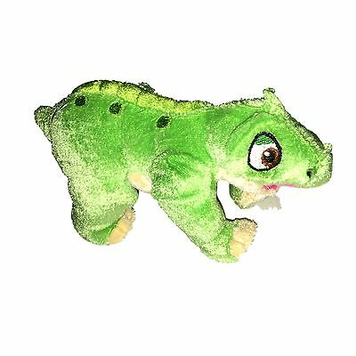 The Land Before Time Green Dinosaur Plush Kellytoy Universal Studios Spike 7""