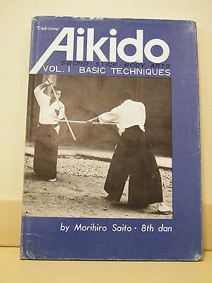 Aikido and Bujutsu Collection of 4 First Edition Books