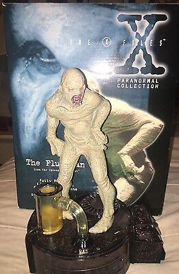 "The X Files The Flukeman 10"" Limited Edition Statue by Randy Bowen & Dark Horse"